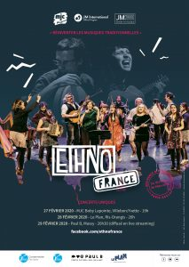 Concert Ethno France @ MJC Boby Lapointe